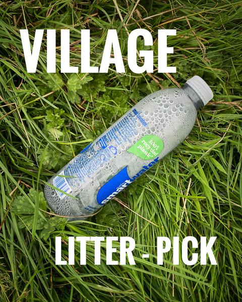 Autumn Litter Pick