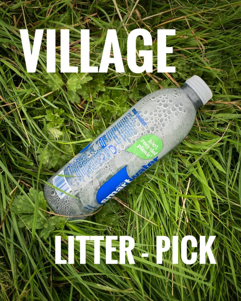 Autumn Litter Pick
